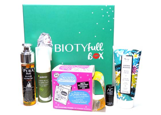 Exemple Biotyfull Box